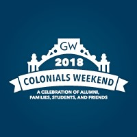 2018 Colonials Weekend Graphic