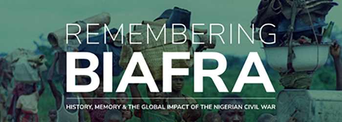 "GW's ""Remembering Biafra"" conference will bring together scholars, activists and humanitarians to examine the global impact of the Nigeria-Biafra War of 1967-70"