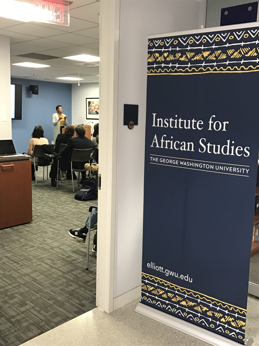 The newly launched Institute for African Studies